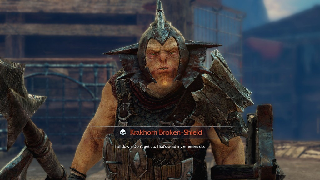 Krakhorn Broken-Shield